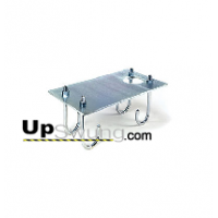 FAAC 49 Mounting Plate for 620 Barrier Operators 492277