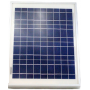 Apollo 212 Solar Panel (20 watts) w/mounting bracket