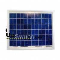 Apollo 210/ 10 watt  Solar Panel with Mounting Bracket