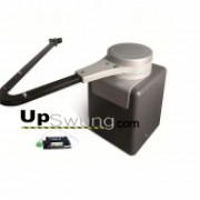Apollo & Nice 4300SW 1/2hp 24VDC / 115V Ground Mounted Swing Operator Solar Capable.