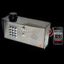 BFT Cell Box, Cell Phone and Direct Telephone/Intercom Access Control/Wireless, with Keypad
