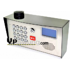 BFT - Cell Box, Multi User, up to 500 Apts. Cell Phone or Direct Telephone/Intercom Access Control/Wireless, with Keypad