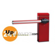 BFT MICHELANGELO 60 (red) 120V Barrier Gate Operator with 6 meter arm Included