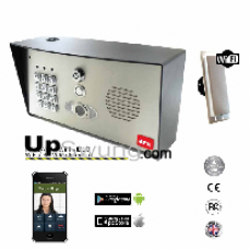 BFT - Cell Box, Predator/Video Capable. Cell Phone or Direct Telephone/Intercom, video Access Control/Wireless, with Keypad