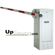 Upswung B Package 1601/14ft/115V  for 1 or 2 way Barrier Gate for Parking lots, HOA's, RV Camps, Campgrounds and Commercial use. Kit includes wireless receiver and transmitters, down loop, detector and a safety photo eye.