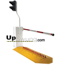 Doorking Auto-Spike Operator, Surface Mount, 1/2HP 115V w/DC Open 1603-082