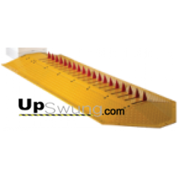Doorking 1603 Traffic Spike 3 ft Section  (in spike section/ tunnel combinations up to 12 ft Max) 1603-163