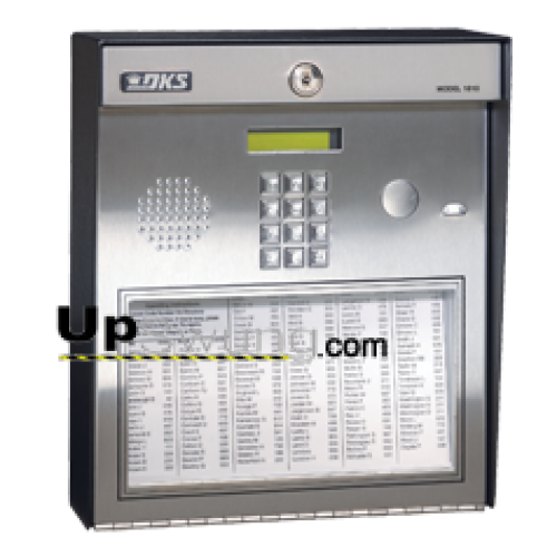 Doorking 1810 Telephone Entry System For Residential Use