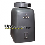 Doorking 6524 1 /2 HP Swing Gate Operator  24VDC Battery Backup. Either 115 or 230 VAC Input power 6524-080