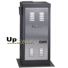 Upswung SL  Package DK/9210 1hp/115vac Max Security Slide Operator for Industrial and Commercial use. Kit includes wireless receiver and transmitters, safety devices UL325, card reader/kpad entry, free exit loop