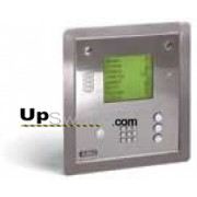 Doorking 1837 PC Programmable Telephone Entry System for Apartment/ Offices with 3000 memory, SS, Flush Mount 1837-084