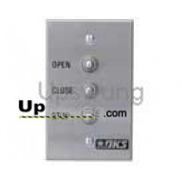 Doorking 1200 Three Button Interior Controller Open,Close and Stop. 1200-070