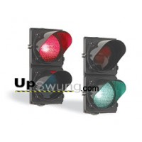 Doorking  Lighted Traffic Signal and Mount Kit 1603-210