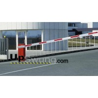 FAAC 640 Heavy Duty Hydraulic Barrier Operator 115V Industrial, Commercial operation. Arm Sold Separately 10466382