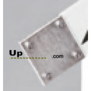 FAAC 620 Beam Bracket Hinged Breakaway for Round Beam 428163