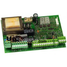 FAAC 455D Control Board Only - 115VAC for FAAC  400, 402, 422, 750, 760.