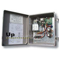 "FAAC 455D115F+ Control panel with 14"" x 16"" Enclosure 115VAC"