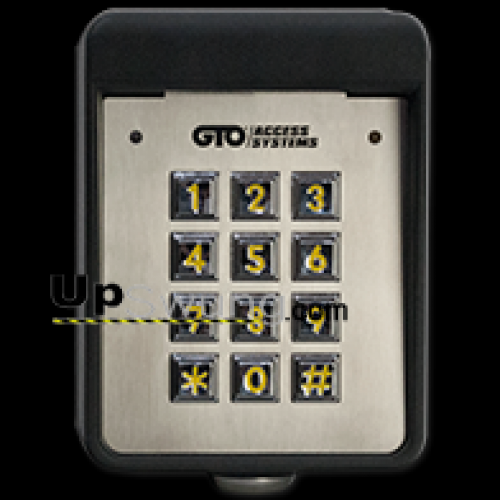 gto f320 keypad digital keyless entry. Black Bedroom Furniture Sets. Home Design Ideas