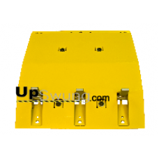 "Guardian 12400 PYTHON 18"" (457mm) Surface Flow Plate - Yellow"