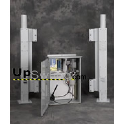 Hysecurity swingriser commercial residential single