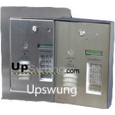 Pach & Co Aegis  8250 Multi Tenant  Dedicated Telephone Entry System Surface Mount. 8250P