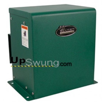 Upswung SL Package RA50/1/2hp/120V Slide Gate Operator for Residential. Includes 1 Radio Receiver with 2 Transmitters, safety photo eye.