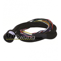 Reno 802-2 11-pin Amphenol, 2 ft  Loop Detector Harness