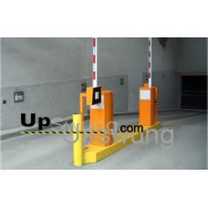 Automatic Systems BL 229 Toll Barrier Gate  Ultra Fast Rising Barrier with 10 ft Arm